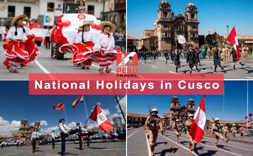 National Holidays 2016 in Cusco