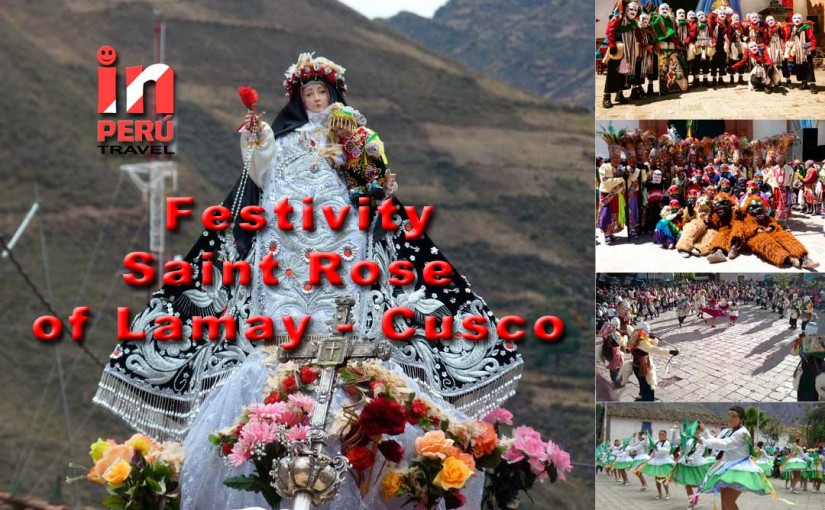Festivity of Saint Rose in Lamay – Cusco
