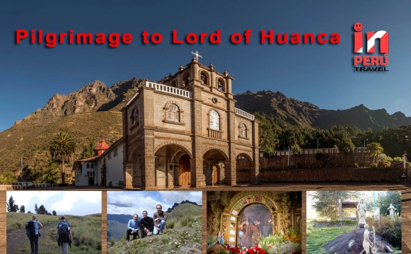 Pilgrimage to Lord of Huanca