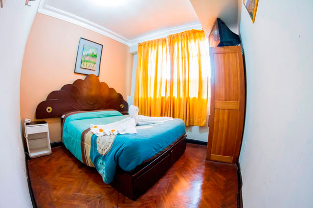 Double Room - Hotel Calicanto