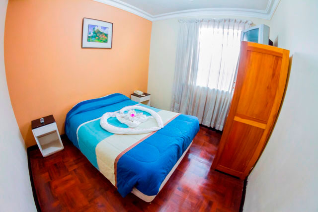 Simple Room - Hotel Calicanto