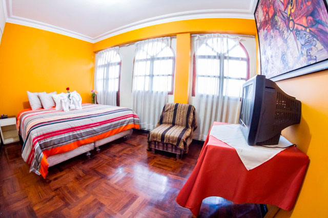 Suite Room - Hotel Calicanto