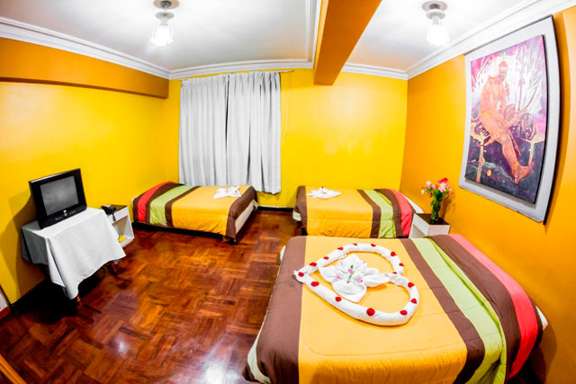 Triple Room - Hotel Calicanto