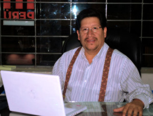 Luis Philco - Manager of Hotel Calicanto