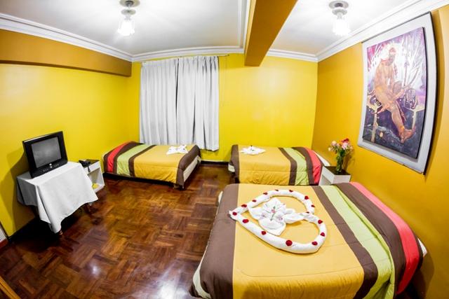 Triple Room - Hotel Calicanto - Cusco, Peru